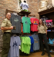 The Great Outdoors <br>Top Selling Apparel and Accessories at Caves, Caverns and Public Lands