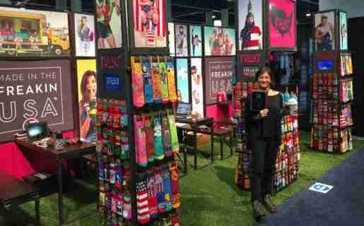 Freaker USA was awarded the Las Vegas Souvenir & Resort Gift Show's Best New Product Award.