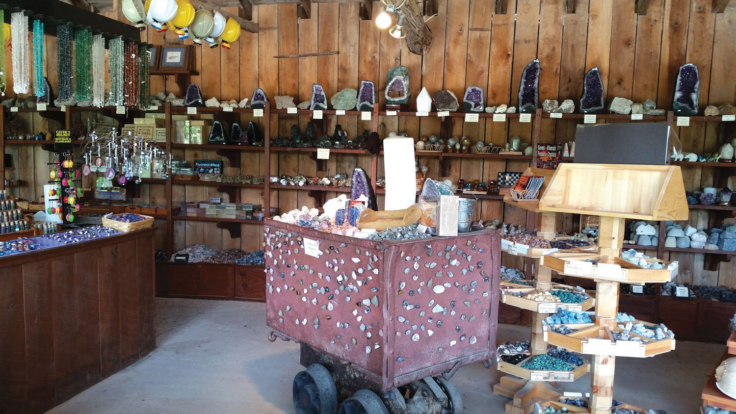 Advice to Sell More Gem and Mineral Home Décor and Jewelry
