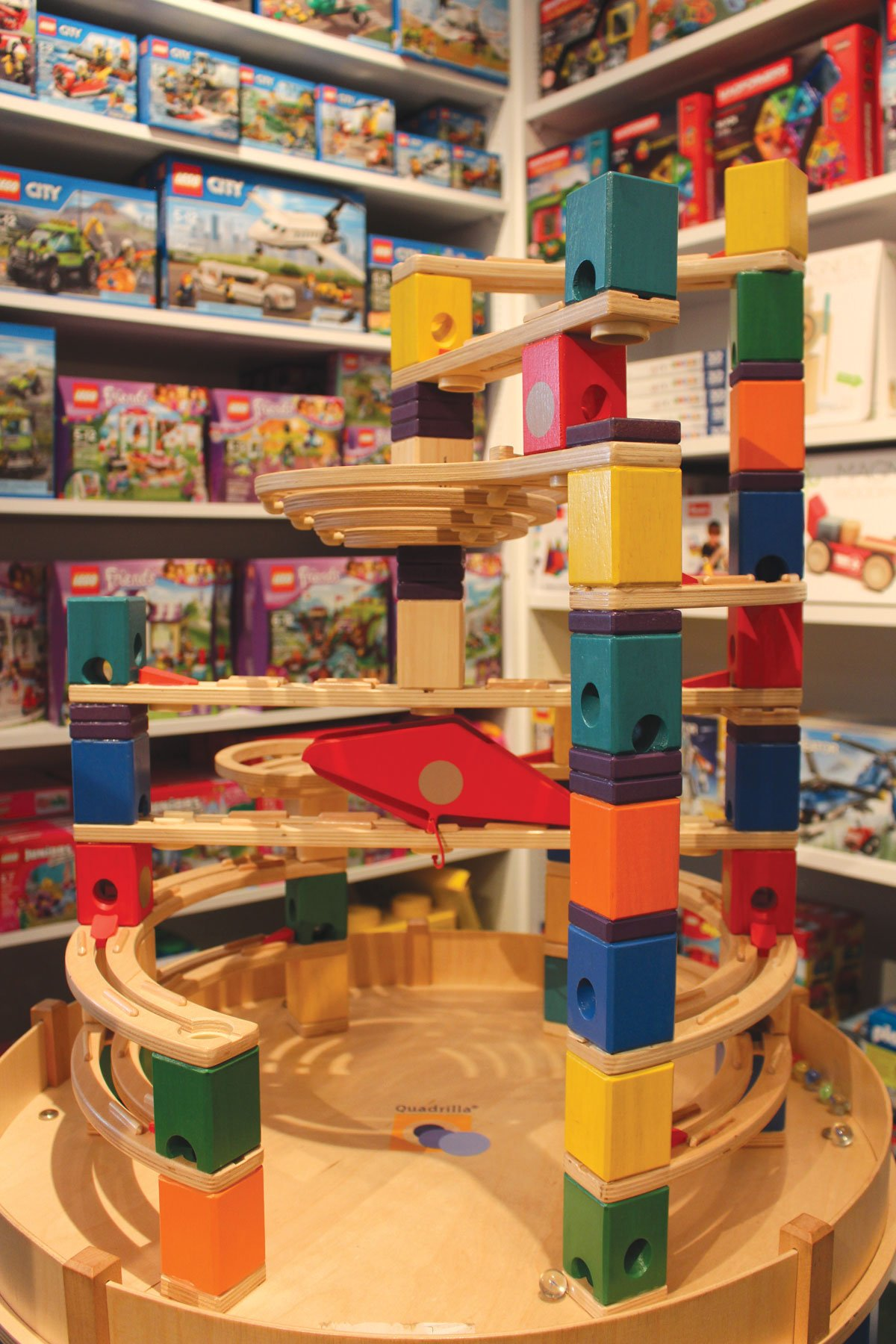 Display with a Sense of Fun <br> Tips for Arranging Toy Store Merchandise