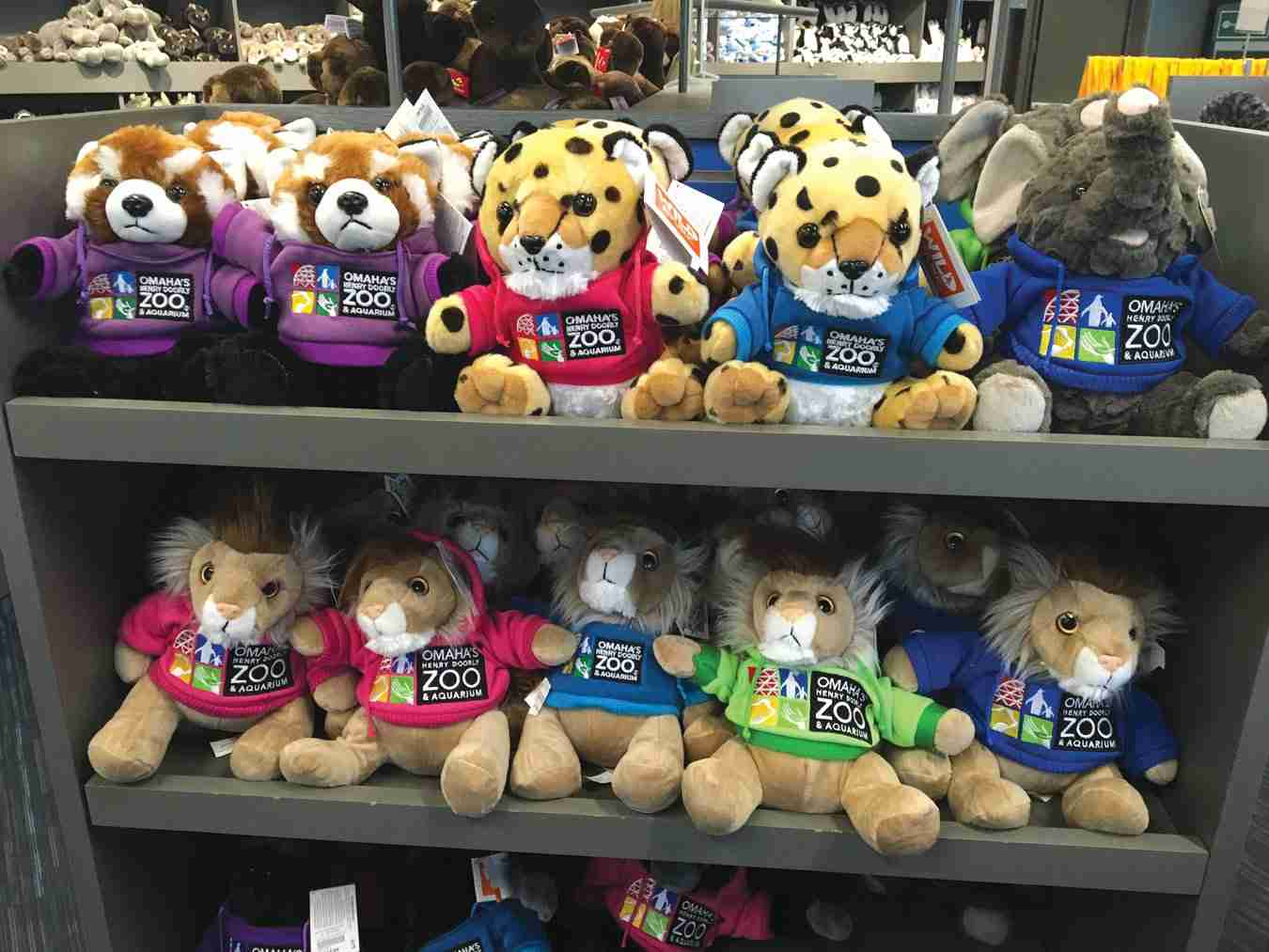 Making the Merchandise Fit the Fun <br> Designing Great Custom and Name-Dropped Merchandise at Zoos and Aquariums