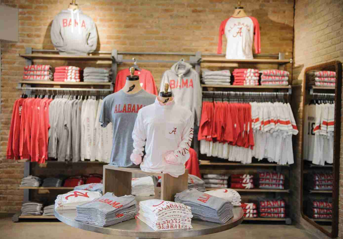 Tips to Sell More Tees<br> Name-Dropped T-shirts at College Stores