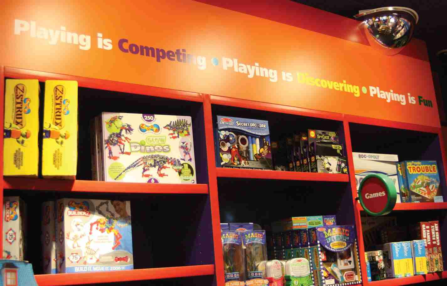 A Profile of Play <br> Rochester, N.Y.'s Strong National Museum of Play