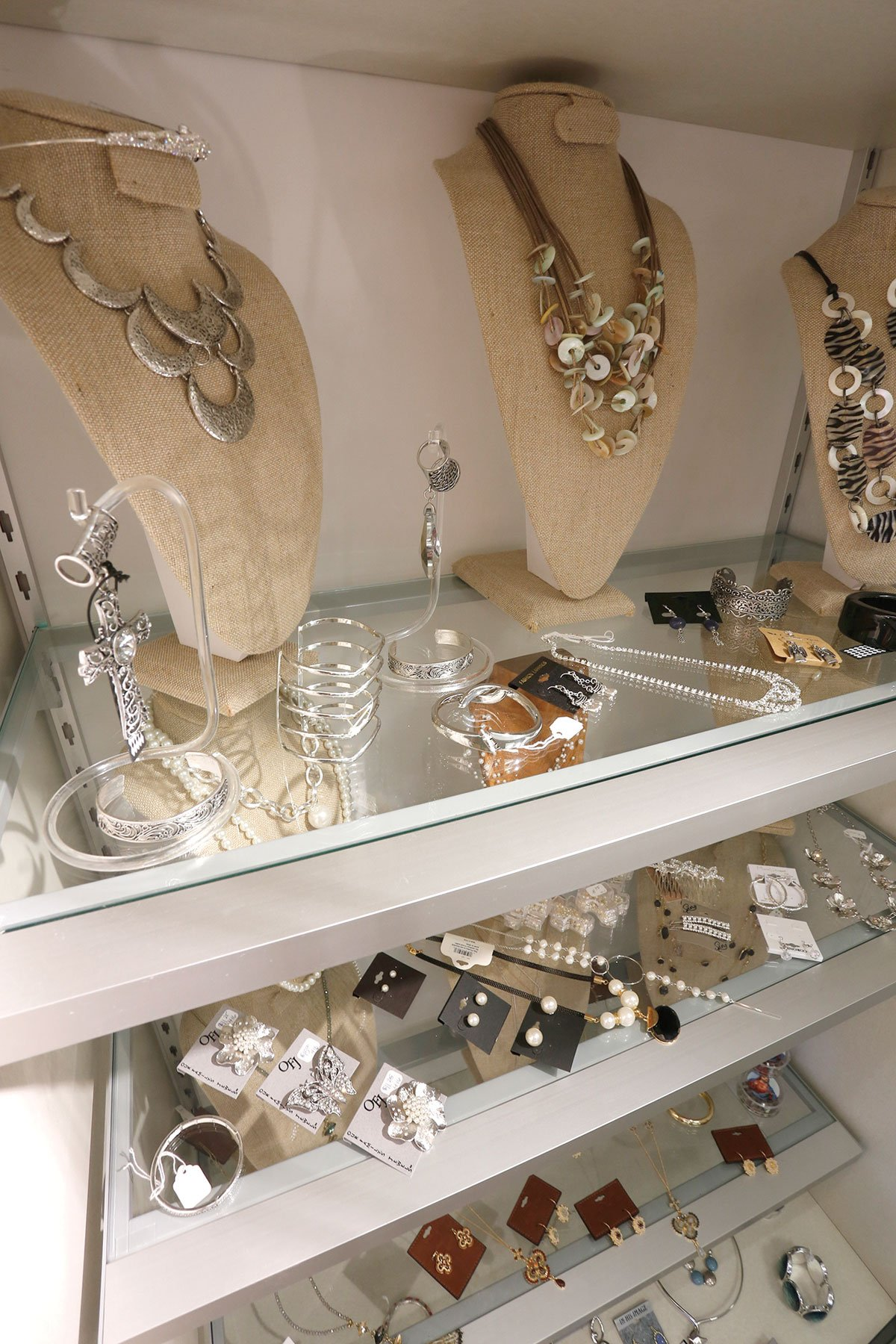 Buoying Spirits with Baubles <br> Selling More Jewelry at Hospital Stores