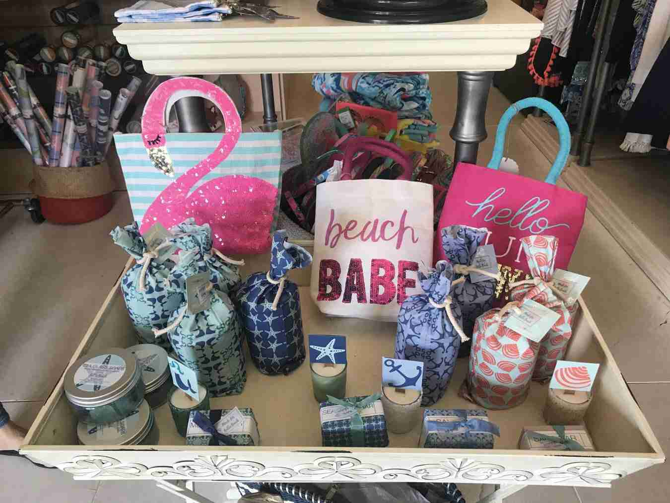 Selling More Beach Apparel and Accessories at Beach Locale Stores