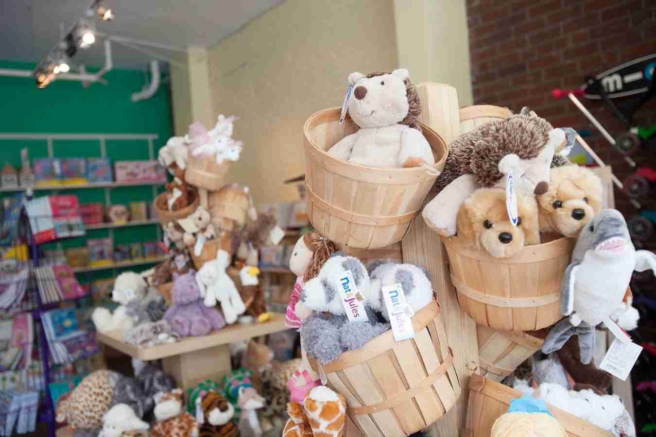 Child's Play<br>  How Indie Toy Stores Are Building a Loyal  Customer Base with Unique Add-Ons