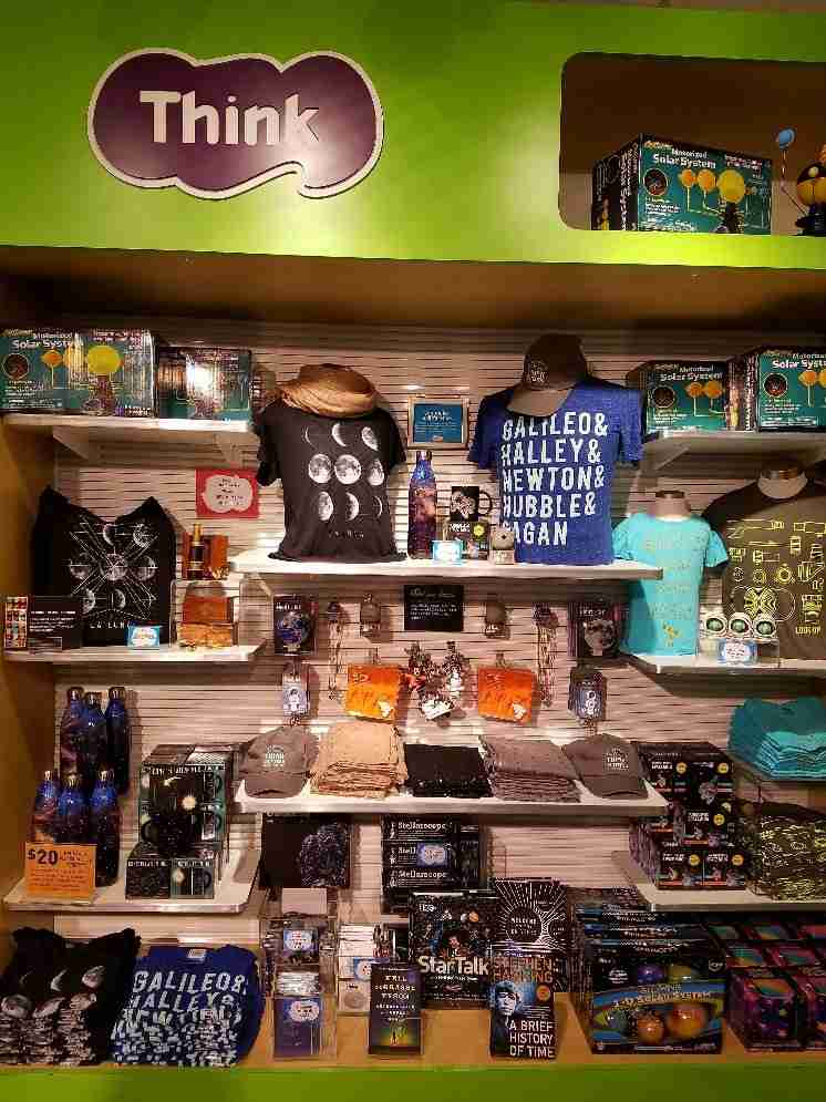c03f2dec5e Museum and Botanical Garden Gift Shops Selling More Apparel and ...