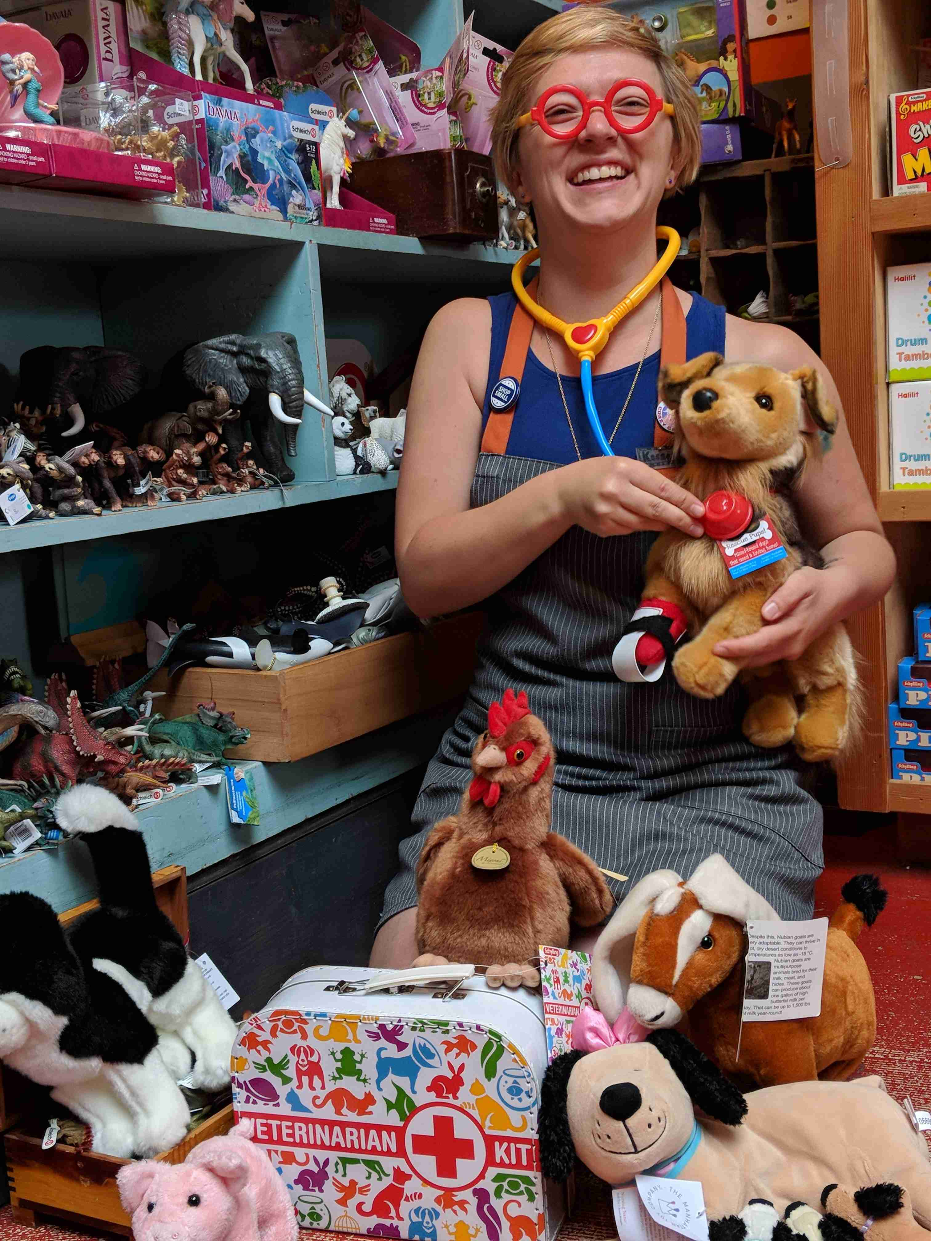 A Look at Getting Creative to Sell Imaginative-Play Toys - Souvenirs