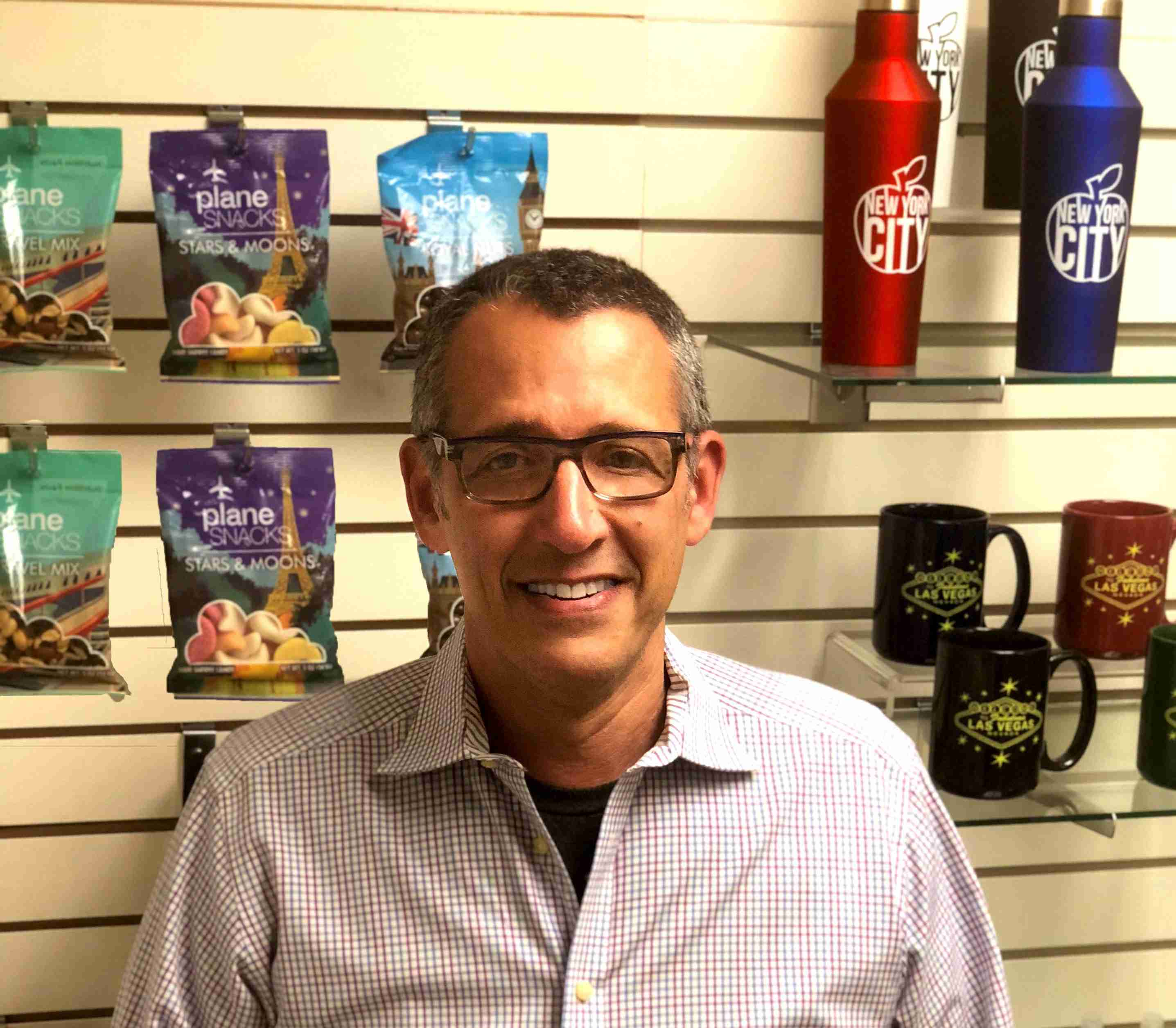 Todd Reisman Named President of the Amusements Sweets & Snack Division of Nassau Candy