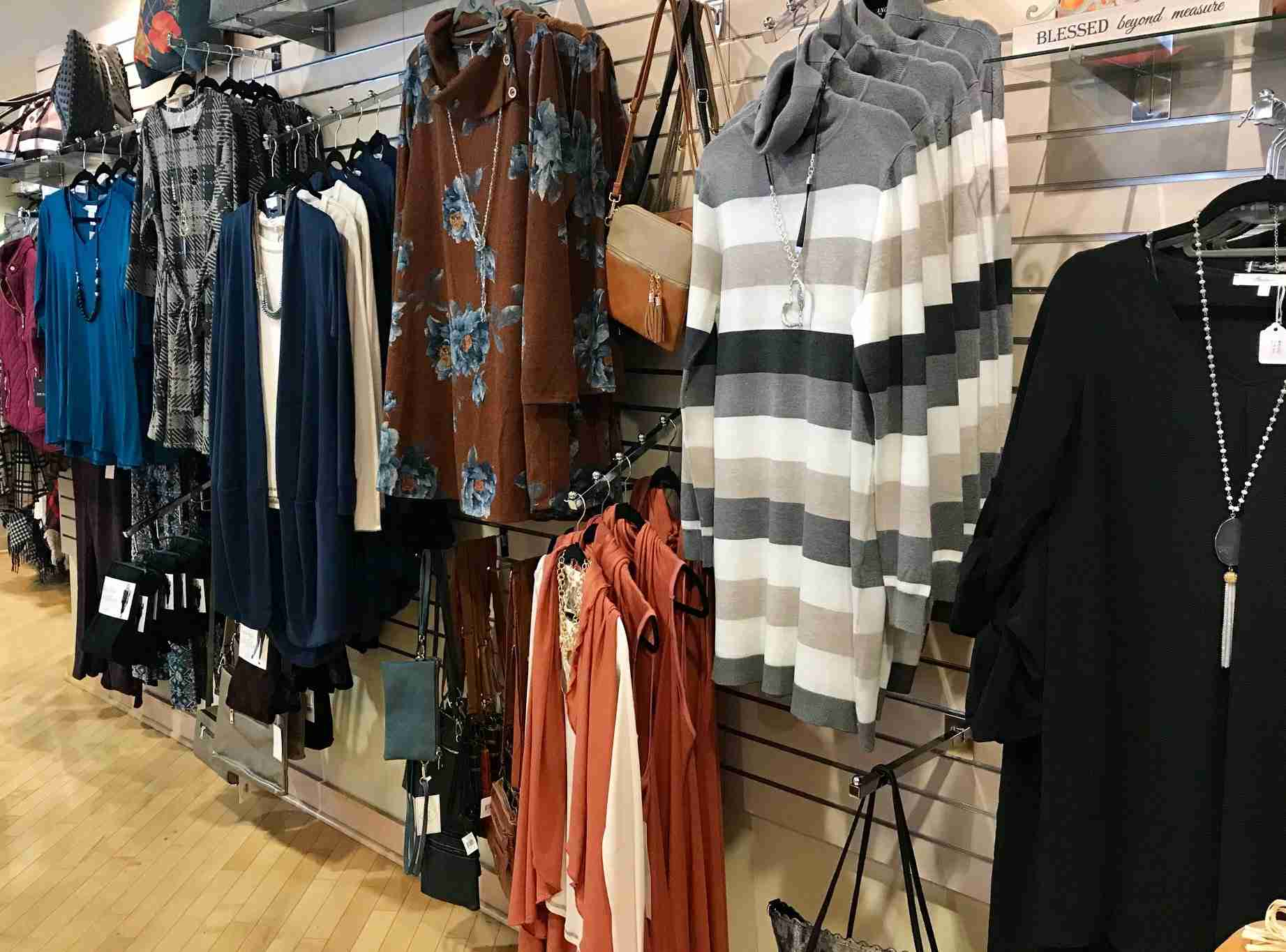 The Right Retail for a Healthcare Setting<br>  Apparel and Accessories at Hospital Stores