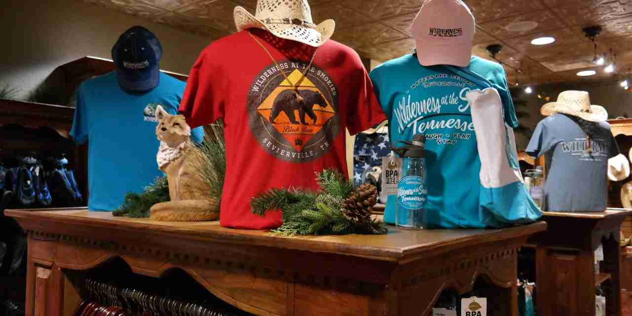 Taking T-Shirt Sales to the Next Level<br> Best-Selling T-shirts and How to Sell More at  Waterpark and Theme Park Gift Shops