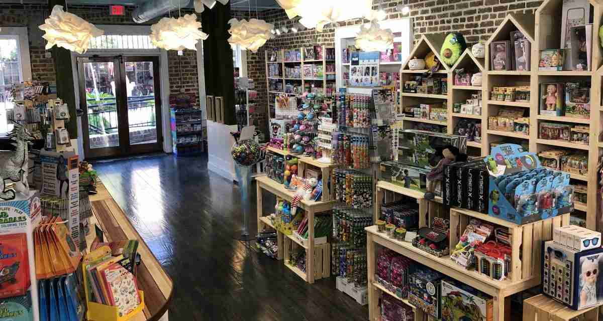 Toy Store Best-Sellers