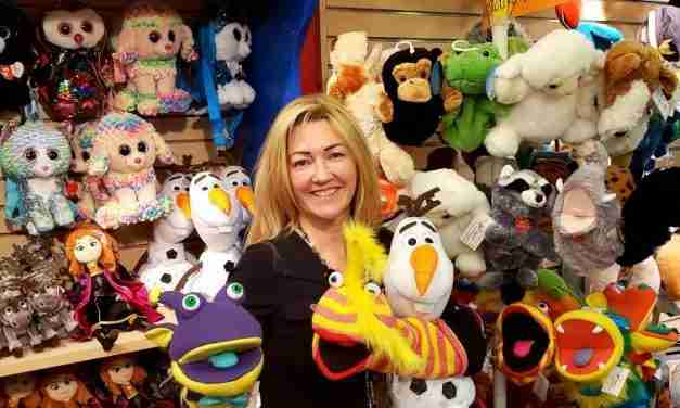 If It's Tactile, it Could Be Trending <br> Plush and Playthings Sales at Toy Stores