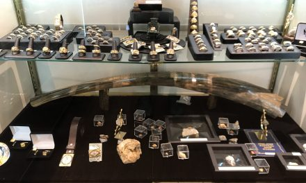 Notes on Selling and Saving  from Theft <br> Tips from Jewelry Stores