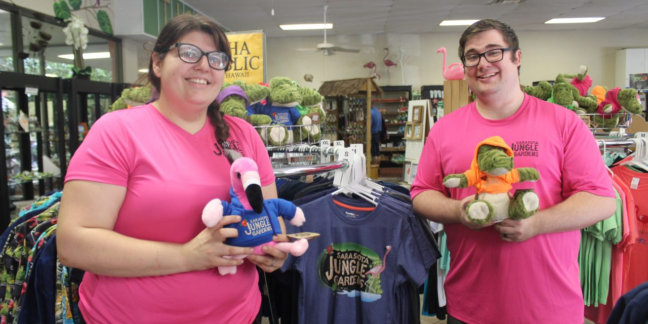 Name-Dropped Merchandise <br>Sales Tips from Zoos