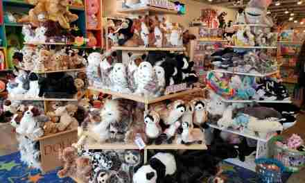 The Most Loved Toys, Games, and Plush at Toy Stores and Museums