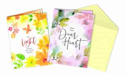 Stationery: New Leanin' Tree Cards by Stephanie Ryan Are Available