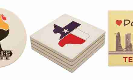 Gifts: Customizable Coasters, Perfect Souvenirs