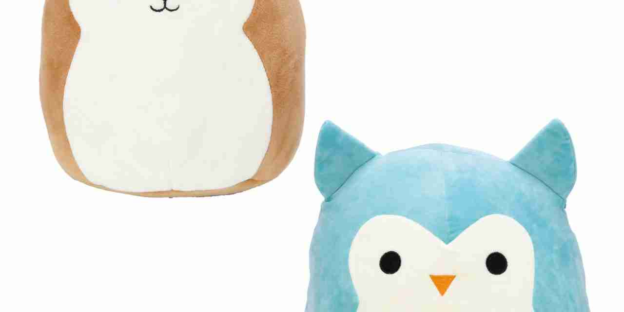 New Squishmallows® Line Wins 2020 National Parenting Product Award (NAPPA)