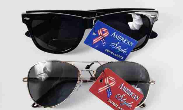 Great Sunglasses and a Great Retailing System are the American Style Sunglasses Way