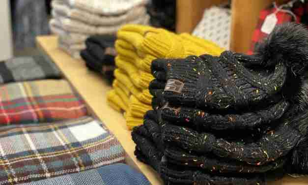 Apparel Best-Sellers <br> Both Online and In-Store, Boutiques Are Doing Business