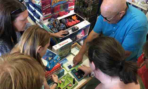 In the Game for Great Sales<br>  Games and Puzzles at Independent Toy Stores