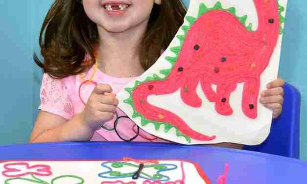 Wikki Stix Helps Kids Construct Fun
