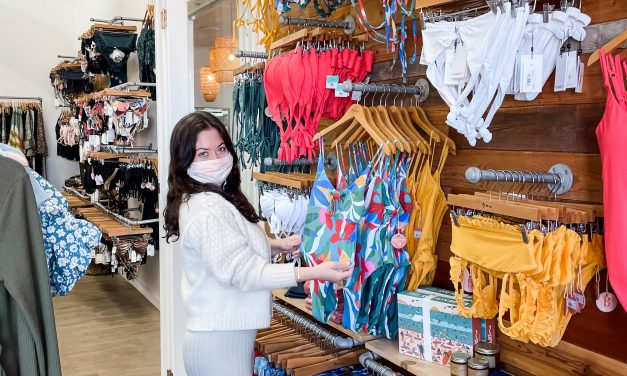 Trends Report – The Current Apparel Picture at a Selection of Seaside Stores