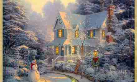 SJT Enters a Licensing Agreement with Thomas Kinkade Studios