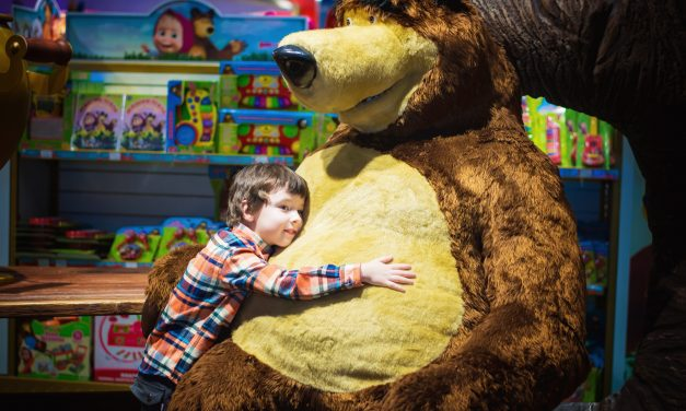 Sales of Children's Gifts and Toys at  Toy Stores