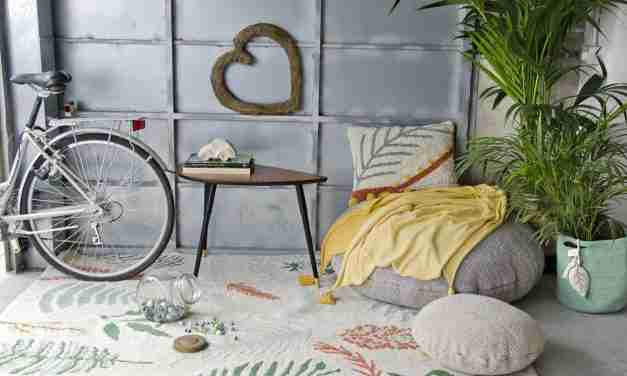 Lorena Canals Offers Sustainable Home Textiles