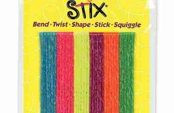 Fidgit Stix Offer a New Twist on Fidget Toys