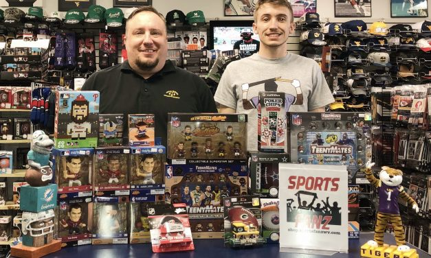 Trends in Plush and Toys at Sports Fan Stores