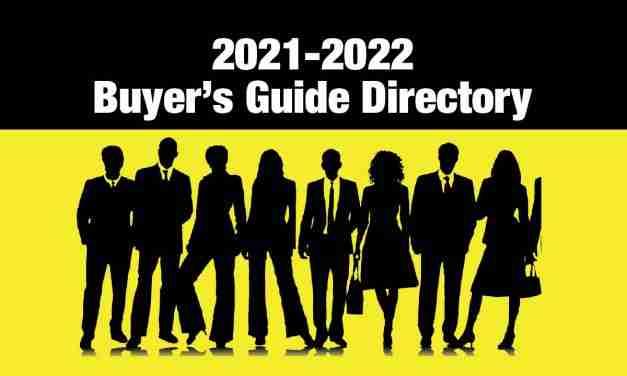 2021-2022 Buyer's Guide Directory